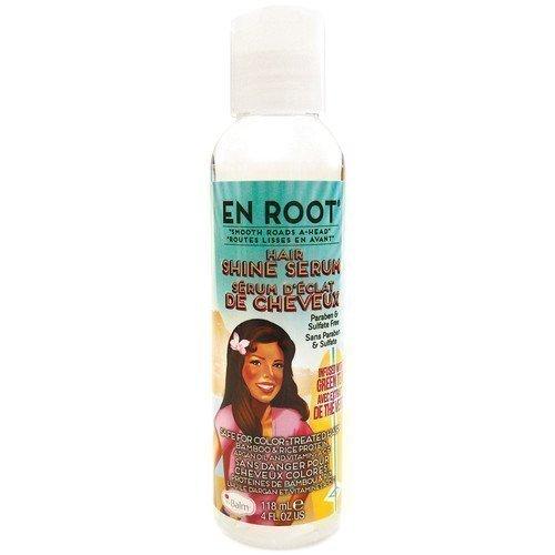 the Balm En Root Smooth Roads A-Head Hair Shine Serum