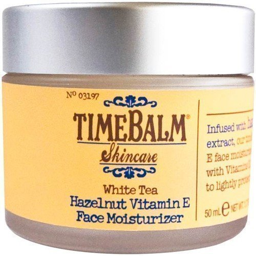 the Balm Hazelnut Vitamin E Face Cream