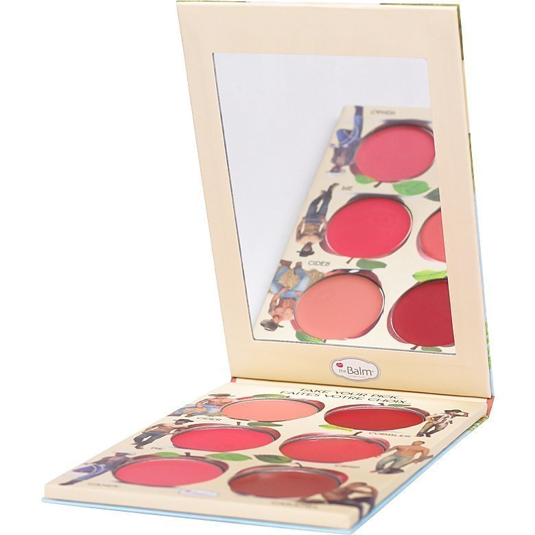 the Balm How 'Bout Them Apples? Cheek & Lip Cream Palette 20g