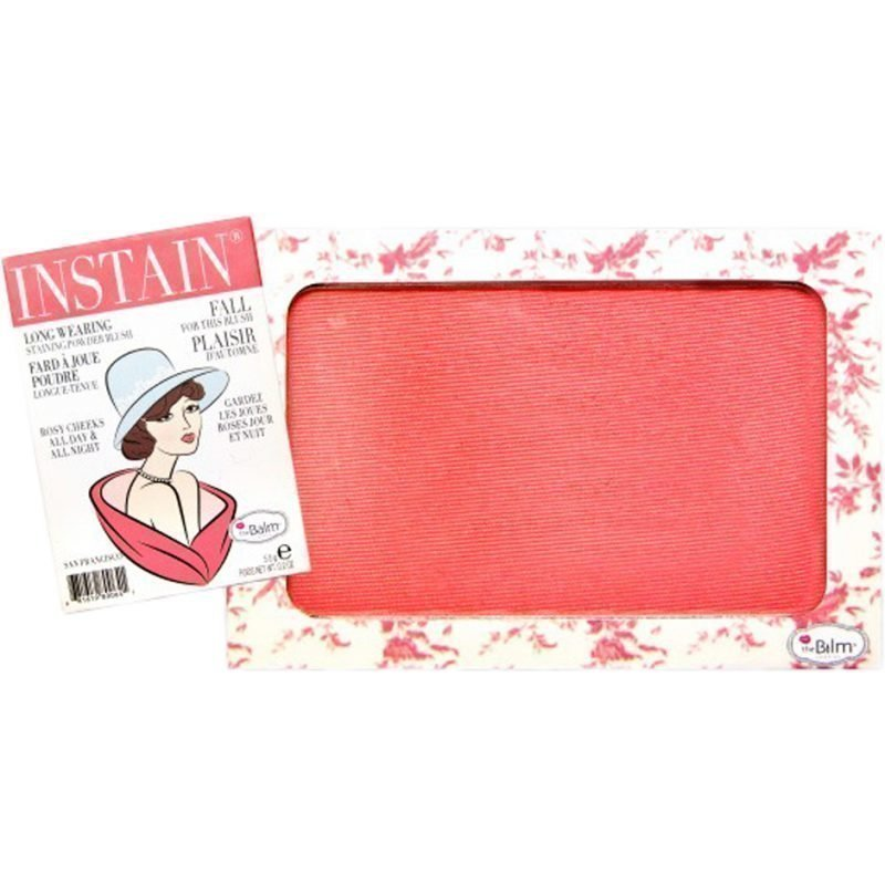 the Balm Instain Powder Blush Toile 6