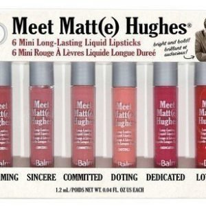 the Balm Meet Matt(e) Hughes Mini Set
