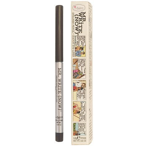 the Balm Mr. Write (Now) Eyeliner Pencil Dark Grey