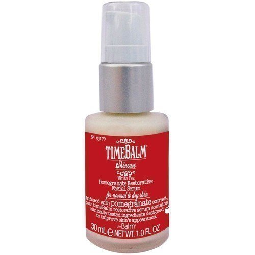 the Balm Pomegranate Facial Restoring Serum