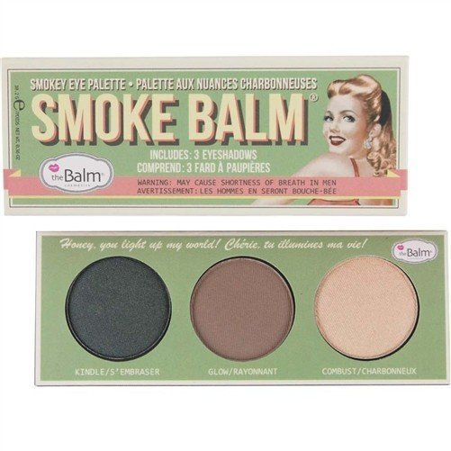 the Balm SmokeBalm Eye Palette 2