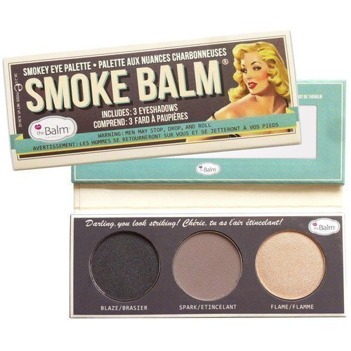 the Balm SmokeBalm Smokey Eye Palette Nr.1