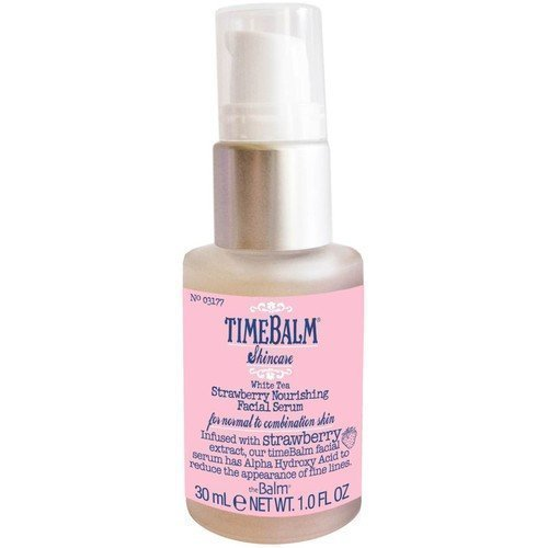 the Balm Strawberry Nourishing Facial Serum