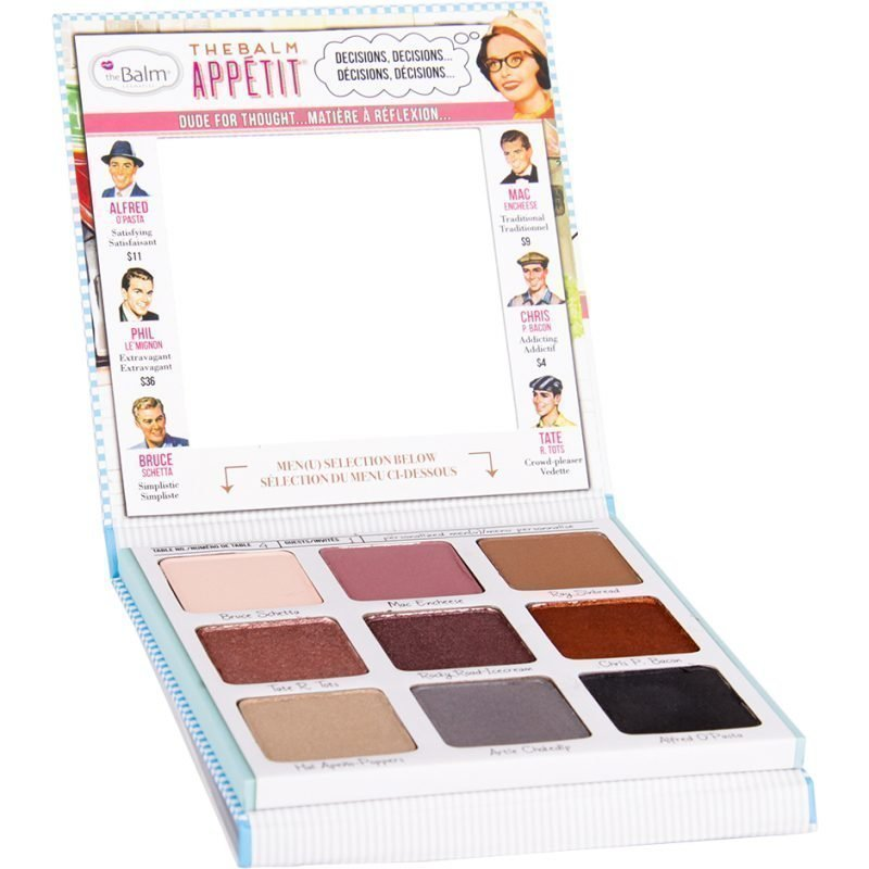 the Balm The Balm Appetite Eyeshadow Palette