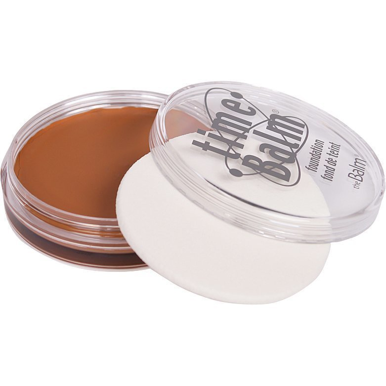 the Balm TimeBalm Foundation Dark 21