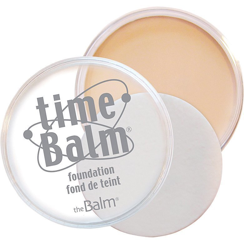 the Balm TimeBalm Foundation Light 21