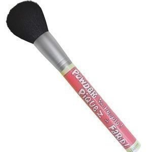 theBalm Brushes Powder to the people