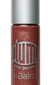 theBalm Plump Your Pucker Lipgloss Razz My Berry